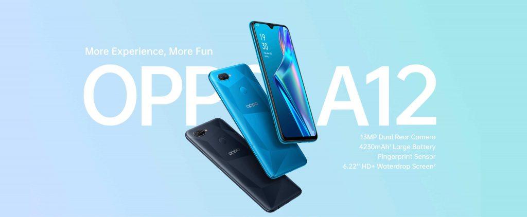 Harga Spesifikasi HP Oppo A12 2021